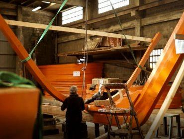 Construción naval en madeira para impulsar unha industria forestal sustentable
