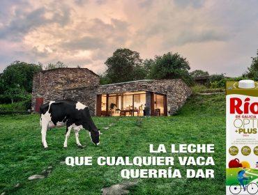 O Grupo Lence saca ao mercado o seu novo leite Río ultrafiltrado