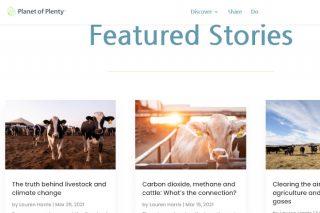 Alltech® lanza Planet Of Plenty™, unha ferramenta ao servizo de gandeiros e agricultores para reducir a pegada de carbono