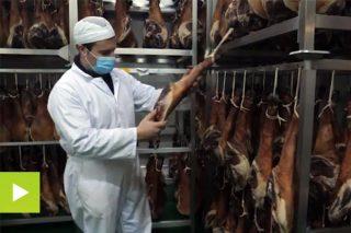 Jamones González, artesanía do porcino desde o 1923