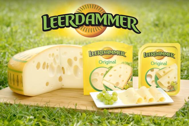 Lactalis compra por 500 millóns as marcas de queixos Leerdammer e Shostka