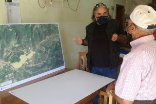 A Xunta proxecta un polígono de 94 hectáreas en Riós para cultivo de castiñeiros
